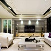 时尚风格欧式公寓设计