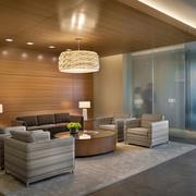 办公室休闲室沙发椅