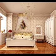 田园风格卧室装修大全
