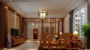 日式古典餐厅装修效果图