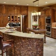 唯美型厨房装修大全