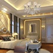 卧室精美水晶吊灯