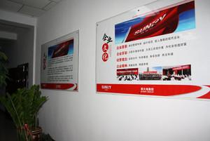 企业背景墙装饰画