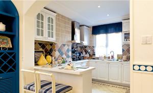 自然风格厨房装修设计