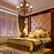大户型卧室飘窗