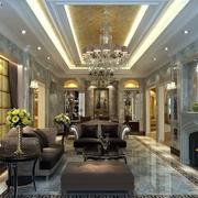 超级豪华的客厅欣赏