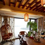 餐厅吊顶效果图片