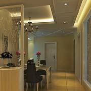 单身公寓餐厅装修设计