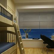 都市小户型儿童房设计