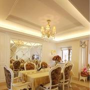 欧式风格客厅装修图片