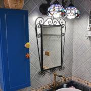 卫生间地中海装饰