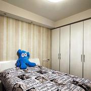卧室推拉门衣柜