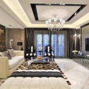 大户型客厅设计图片