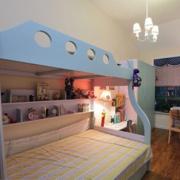 儿童房收纳空间设计
