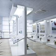 企业现代化背景墙