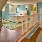 温馨色调卧室效果图片
