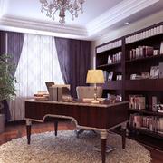 美观大气的书房