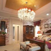 唯美风格卧室效果图片