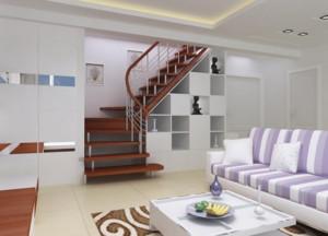 别墅楼梯装饰