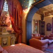 欧式风格卧室效果图片