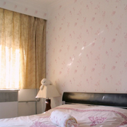 别墅床头壁纸欣赏