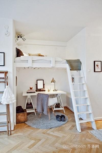 中性风创意家居房间装修图片
