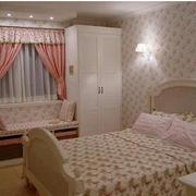 怡情系列卧室窗帘设计