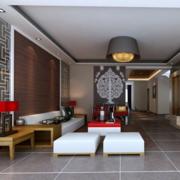 宜家风格地板砖效果图