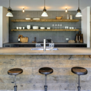 厨房吧台酒柜欣赏