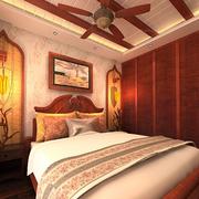 复式楼精美卧室图