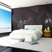 科技感十足的卧室