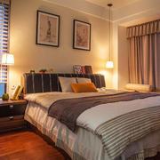 暖色调公寓效果图片