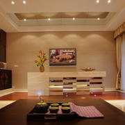 美观温馨客厅展示