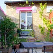 清新型别墅花园装修