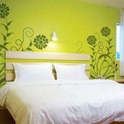 清爽系列卧室设计图片