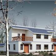 简约现代化别墅