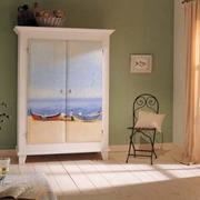 北欧风格简约储物柜装饰