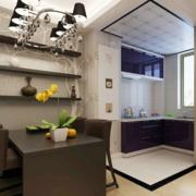 厨房橱柜欧式现代款