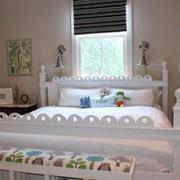 简约现代阁楼卧室