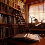 书架设计背景墙图
