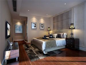 卧室简约风格吊顶装饰