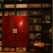 庄重典雅的书架