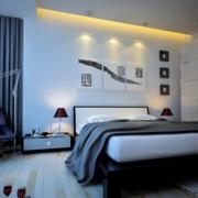 后现代风格卧室衣柜装饰
