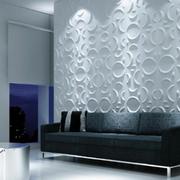 现代风格清新沙发墙贴装饰