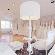 婚纱影楼白色吊灯款