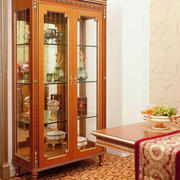 复古典雅酒柜