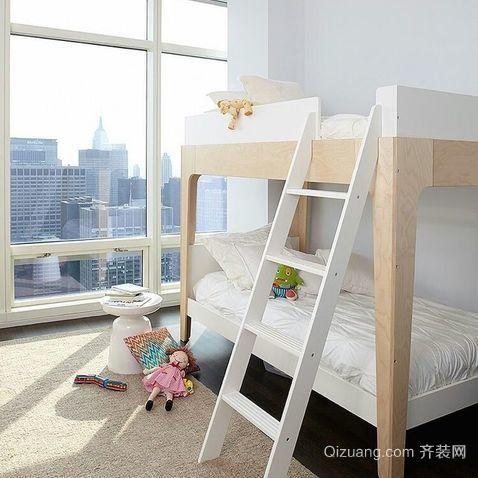 上下床儿童房装修效果图
