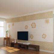 现代简约风格客厅墙衣设计
