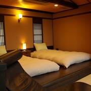 日式简约禅意榻榻米床设计