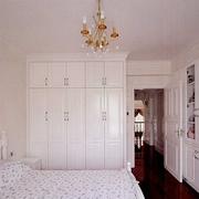 欧式田园卧室置物柜装饰